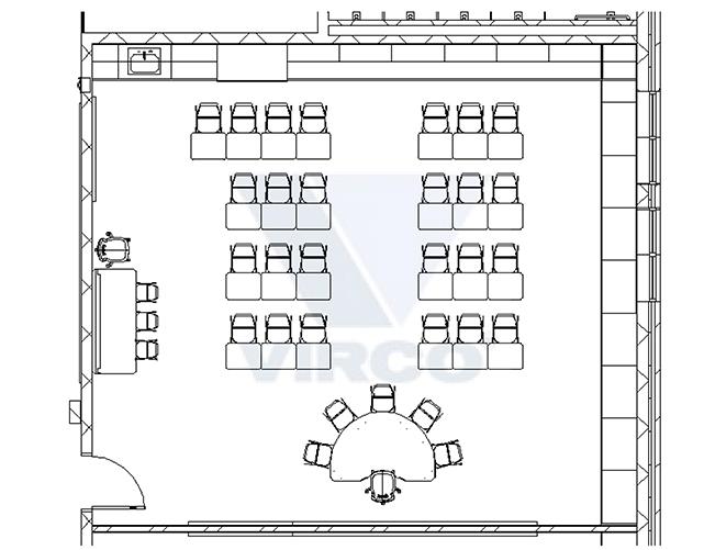 Elementary School Classroom Layout