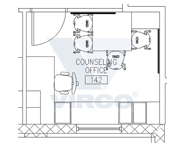 Higher Learning Office Layout