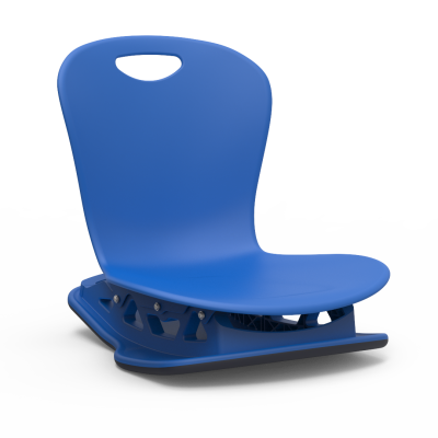 ZUMA Series Floor Rocker with a soft plastic work surface.