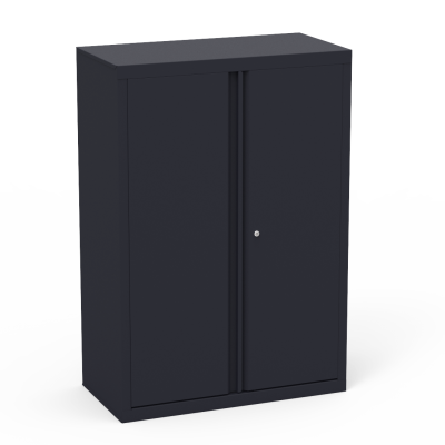 53 Series Metal Storage Cabinet with Six Steel Shelves